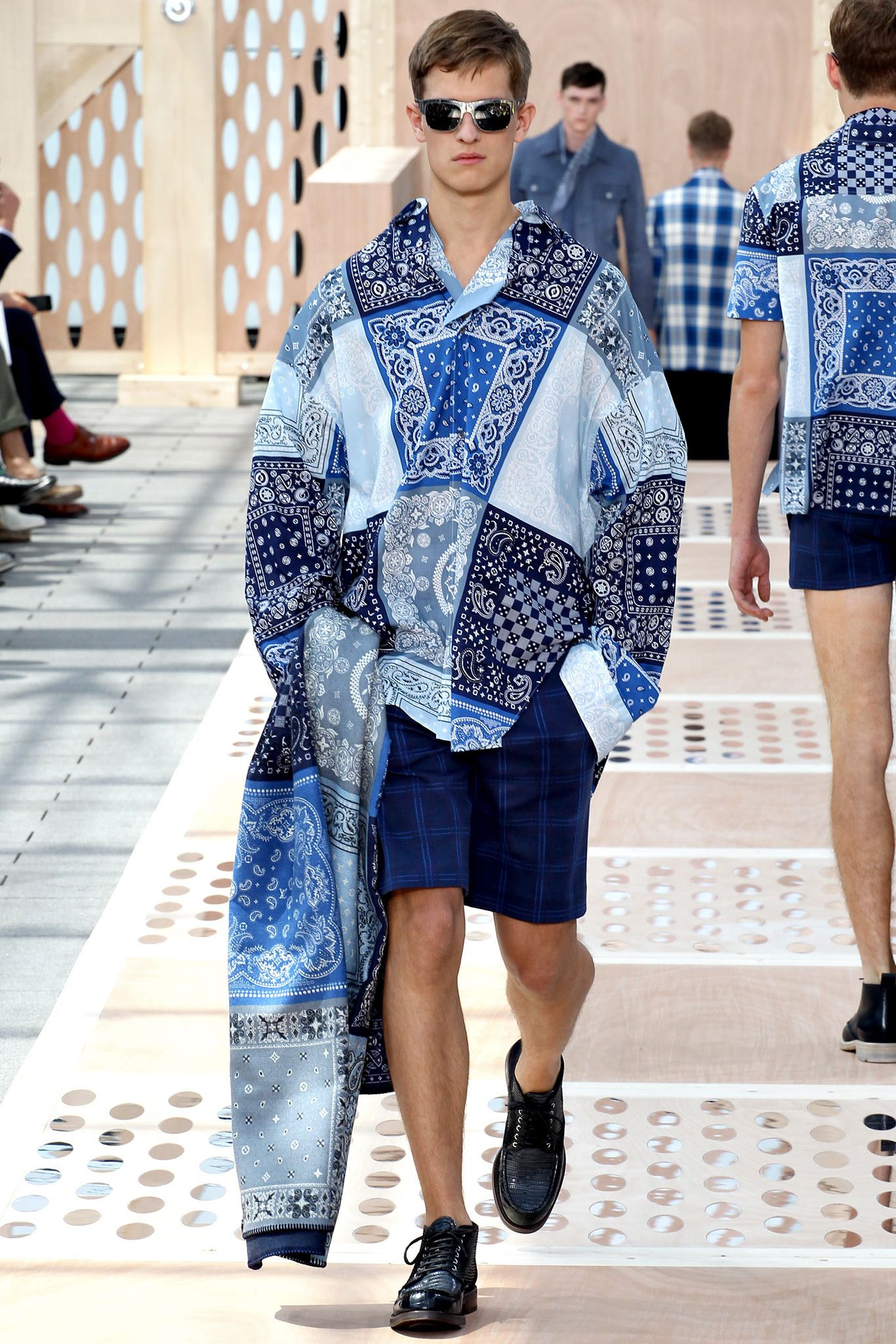 ac84cdf4ab8b4 Louis Vuitton Spring 2014 Menswear - Collection - Gallery - Style.com