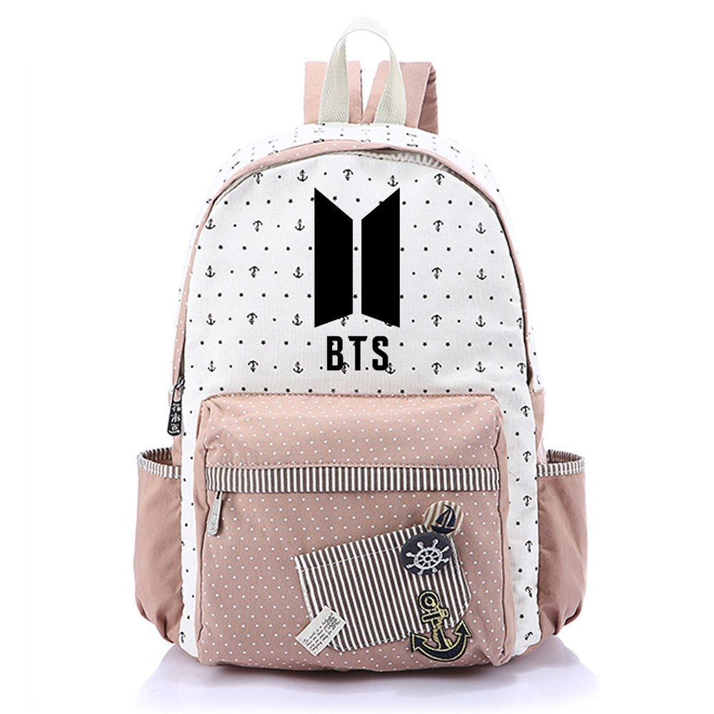 Luggage & Bags Seventeen 17 Korean Stars Black Backpack Bag School Book Bags Laptop Boys Girls Back To School Gift Casual