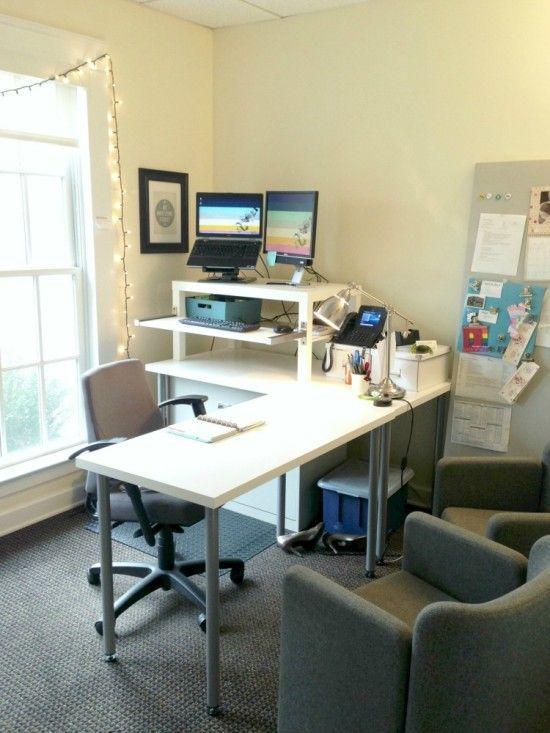 pin by workanywhere on standing desk hacks pinterest desk diy rh pinterest com