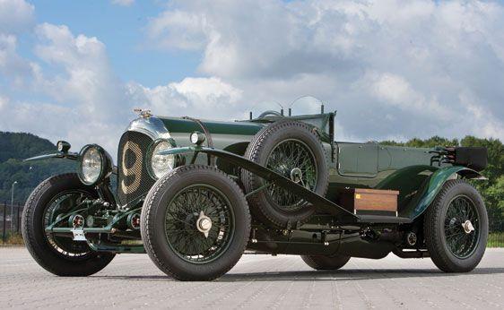 1925 Bentley 4½-Litre Le Mans Replica Tourer   Worlds Finest