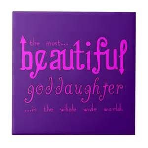 happy birthday goddaughter quotes