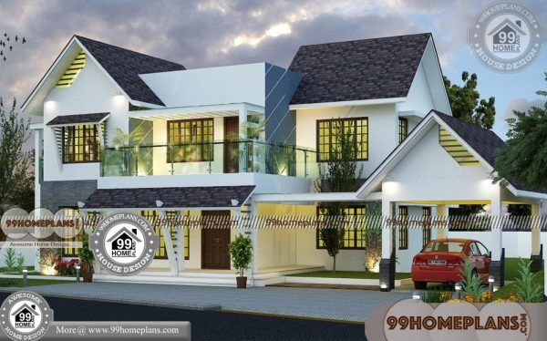 Two Storey Terrace House Designs 90 Contemporary Home Models House Design Contemporary House Terrace Design