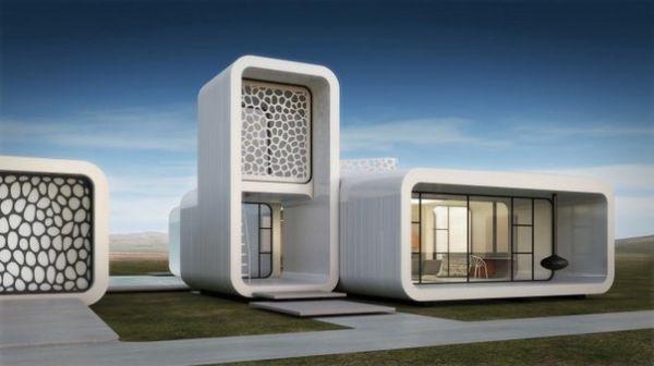 Напечатанный дом в дубае квартиры в дубае цены