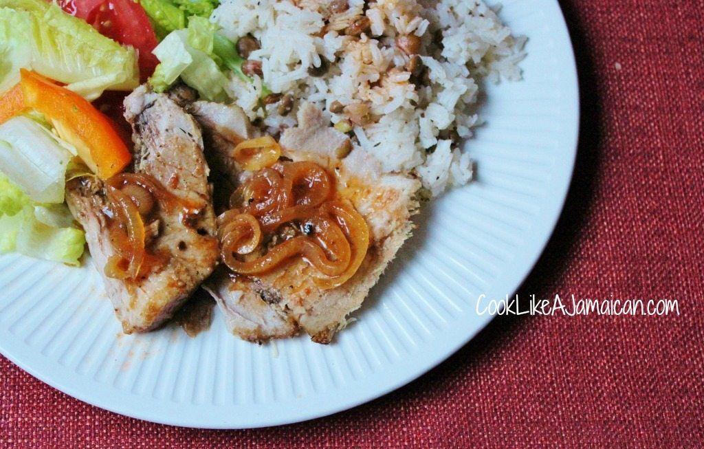 Jamaican Pork Roast Recipe | Cook Like a Jamaican (With ...