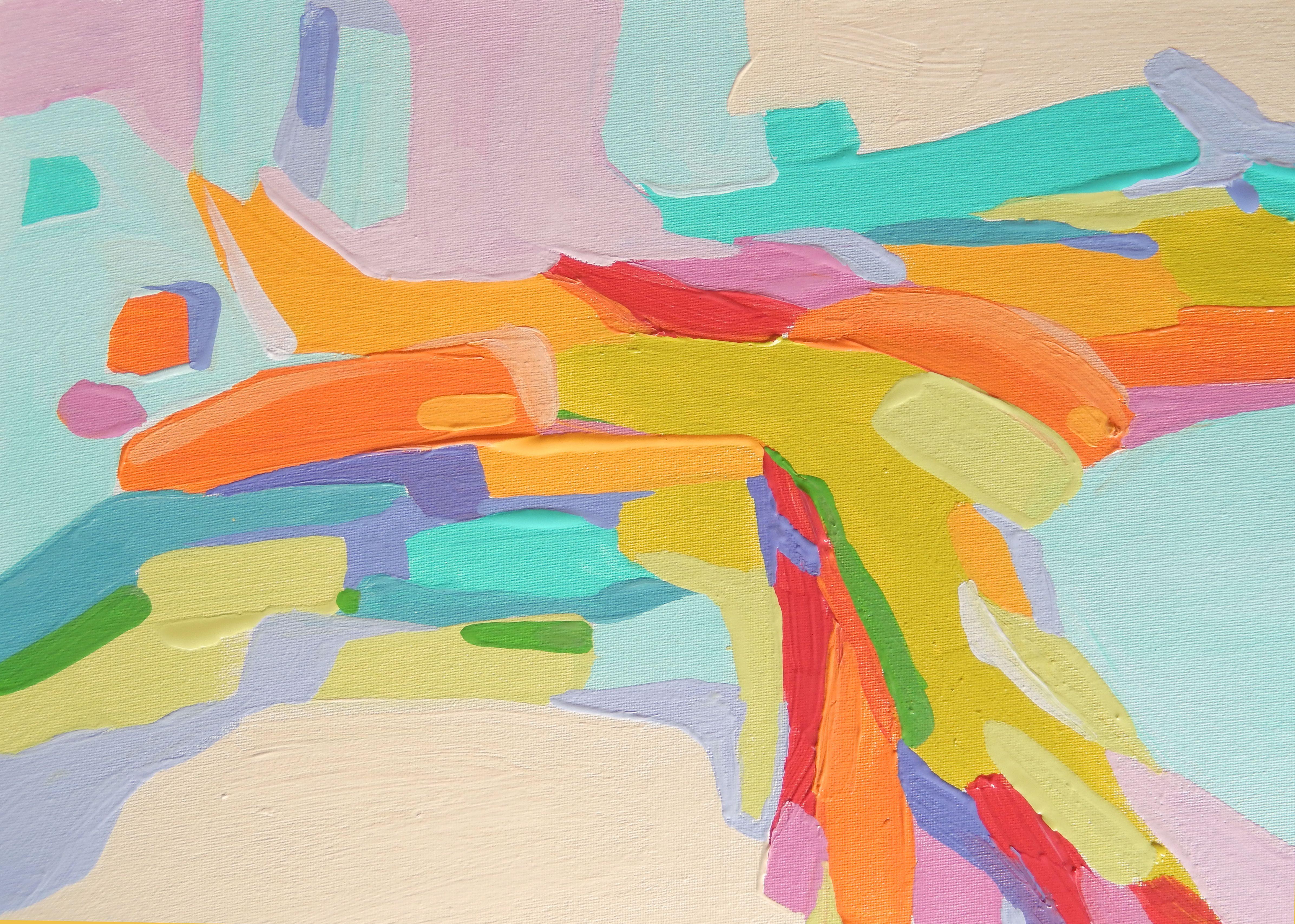 12 x 16 acrylic paint on canvas