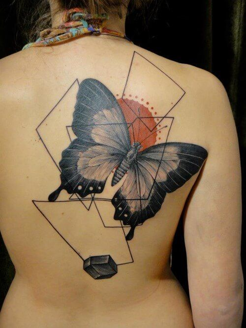 Photo of Butterfly Tattoos for Women – Ideas and Designs for Girls