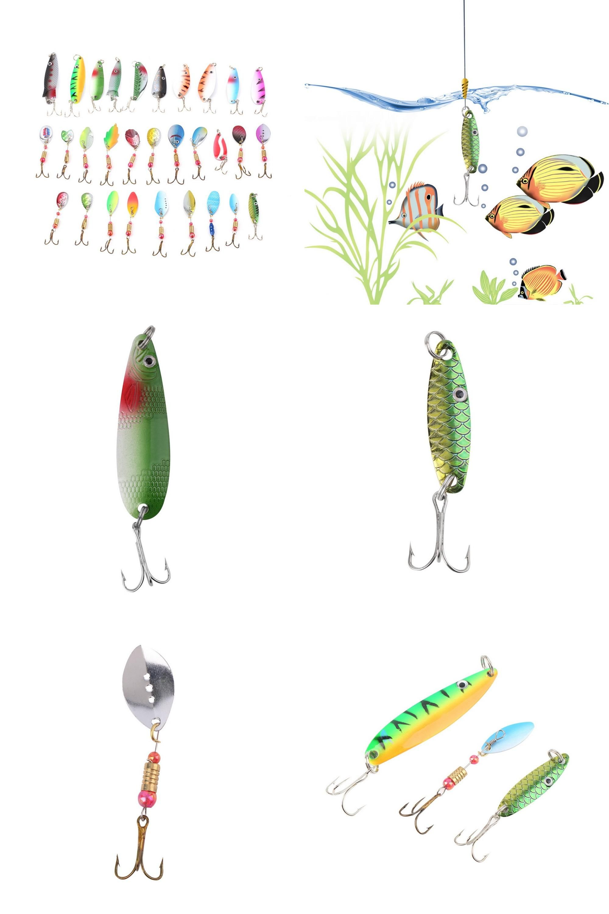 Visit To Buy Good Deal Fishing Lure 30pcs Lot 3g 7g Minnow Popper Mini Laser