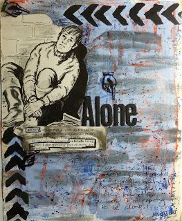 Alone: creatingwiththegirls
