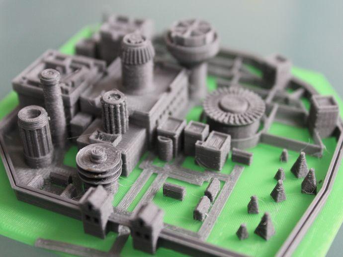 Thingiverse - 3D Printeresting