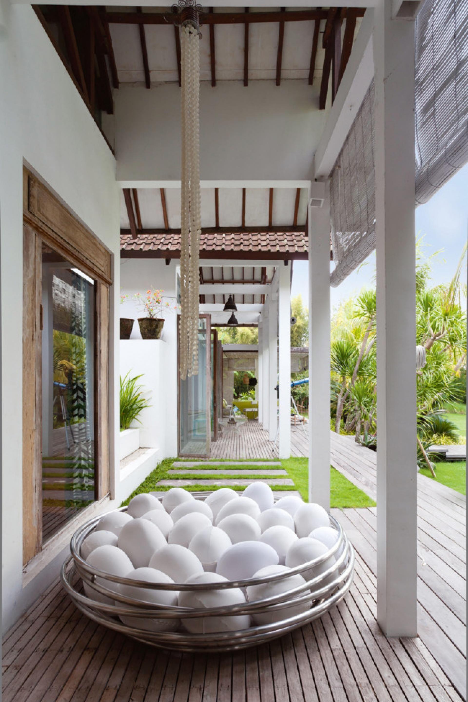 a tropical home in Bali a tropical