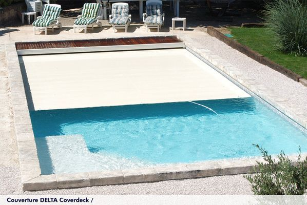 Prix volet automatique piscine Piscines Pinterest House pools