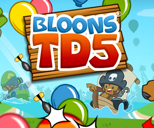 Bloons Tower Defense 5 Hacked Unblocked | GamePreHacks