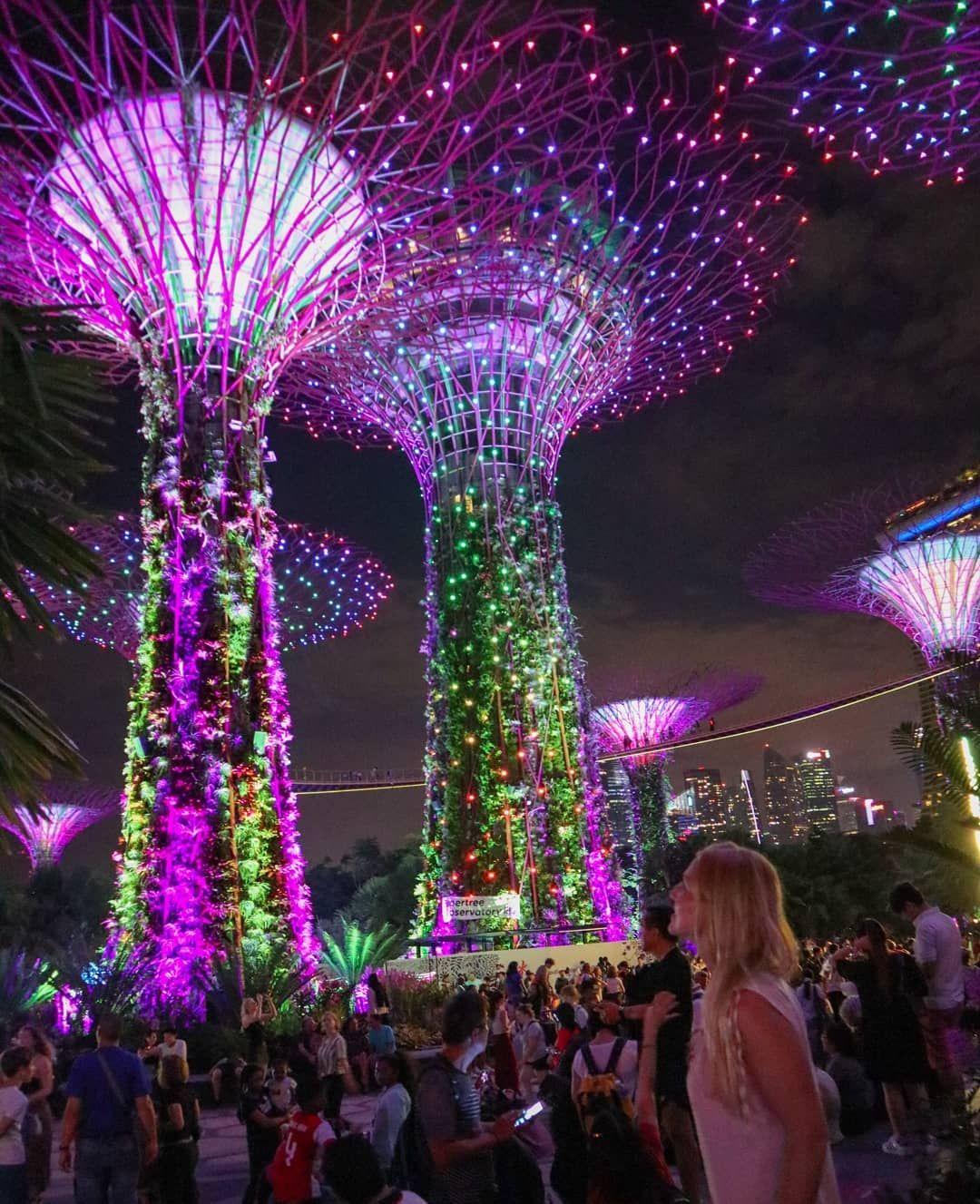 0aa945cf383d92b365e92dfbfe8cac71 - Marina Bay Gardens Light Show Time