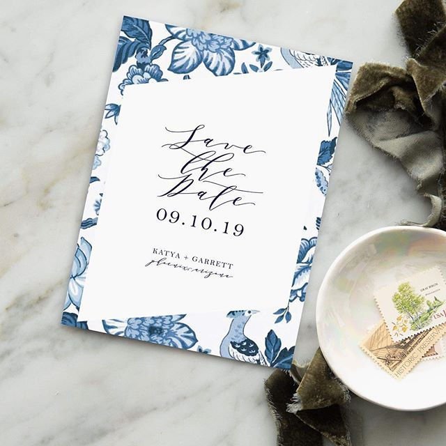 It's Almost Save The Date Season Y'all! To Celebrate (and