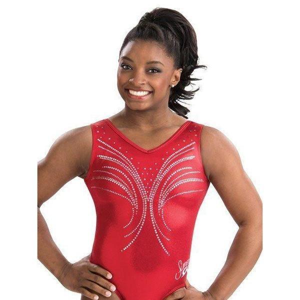 c7913871b 3209 - Eurotard Girls Ombre Gymnastics Leotard