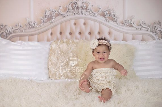Instant Download Baby Toddler Child Boudoir Photography Prop Digital Backdrop for Photographers - Victorian Bed Digital Backdrop