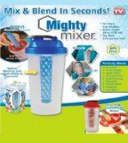 Mighty Mixer As Seen On TV Blender  List Price: $19.99 Discount: $17.99 Sale Price: $2.00