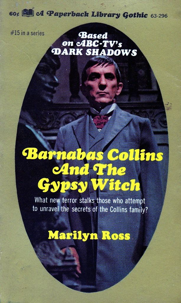 Dark Shadows-I only need a couple more of these books.