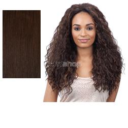 Equal (SNG) Drawstring Full Cap Wonder Girl - Color 4 - Synthetic (Curling Iron Safe) Drawstring Half Wig