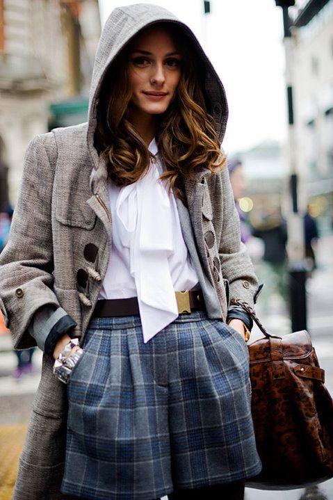 duffle coats and tweed