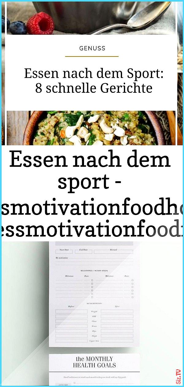 Essen nach dem sport  fitnessmotivationfoodhowtolos fitnessmotivationfoodmeals fitnessmotivati 3 Ess...