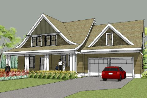 elegant cape cod house plan colonial home design with large front rh pinterest co uk