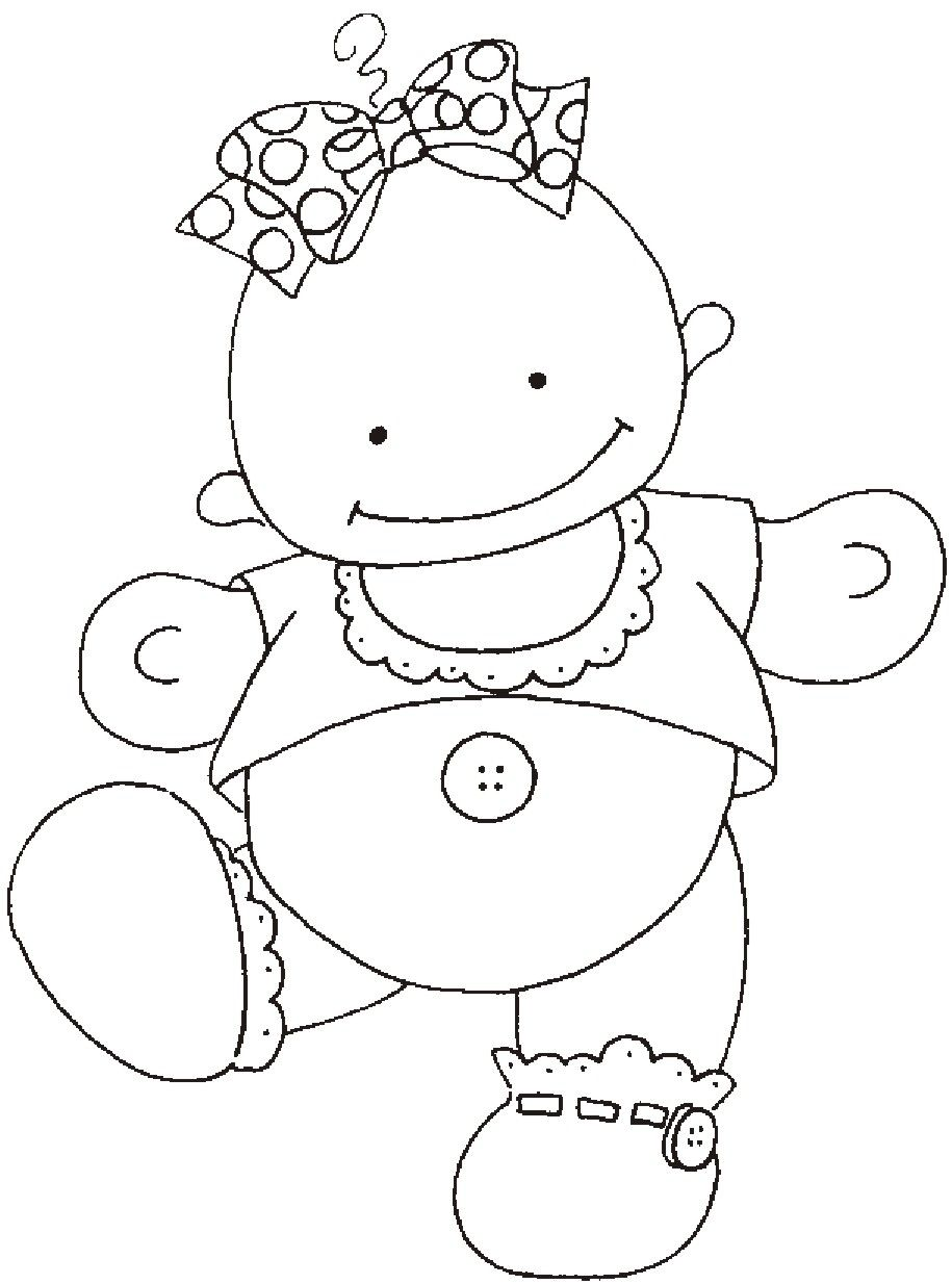 riscos desenhos pintura fraldas bebes (4) | printables | Pinterest