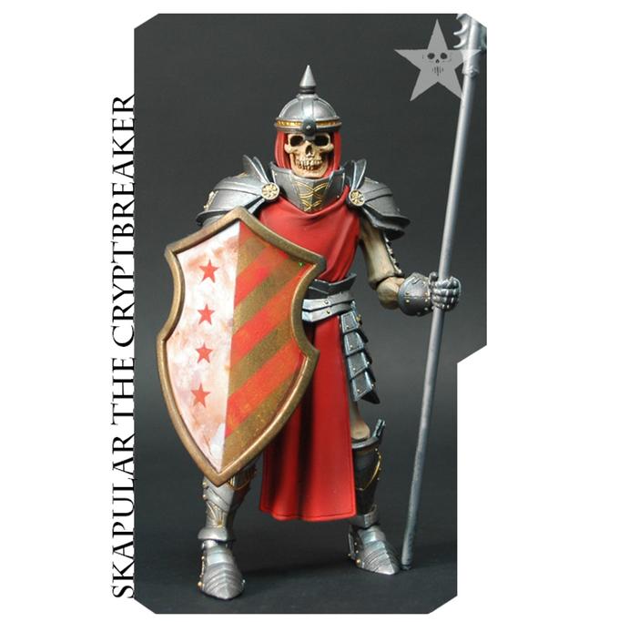 Mythic Legions Action Figures by Four Horsemen Studios by FOUR HORSEMEN STUDIOS — Kickstarter