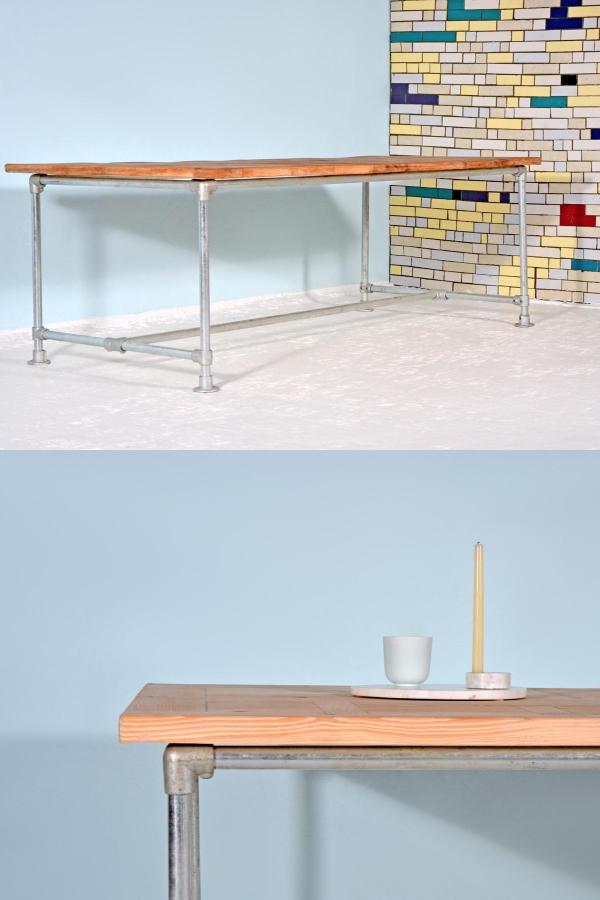 JOHANENLIES MERGELLAND - Tisch | Pinterest | Bauholz, Furniture und ...