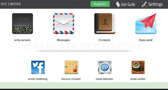 Download Email Marketing Software For Windows - Pakistan