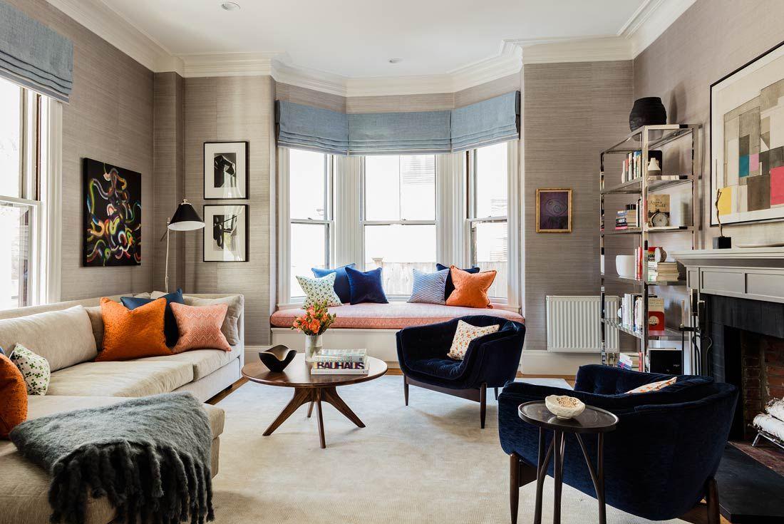 Cambridge Victorian Elms Interior Design