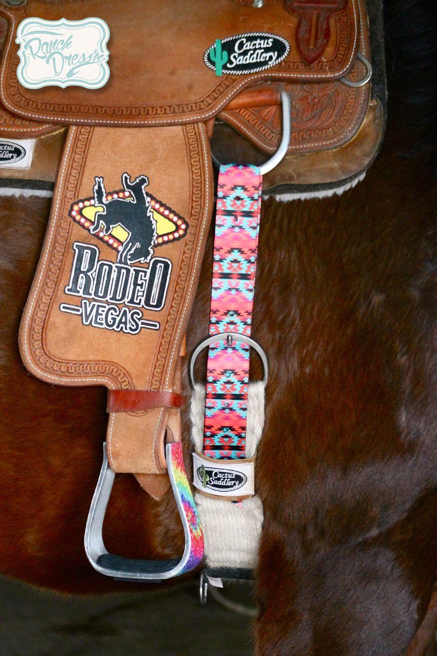 35 Aztec Latigo Ranch Dress N Fallon Taylor Tack