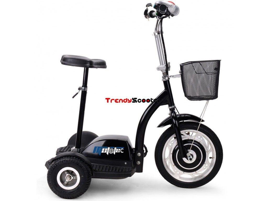 Mototec Adult Electric Trike 36v 500w Folding Mobility