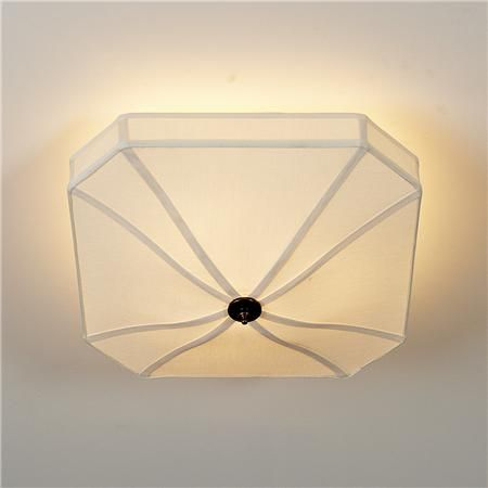 Cut Corner Shade Ceiling Light | Ceiling, Squares and Lights