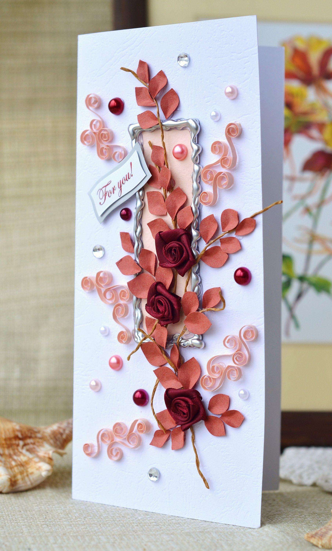 Art Greeting Card For You Congratulations Original Handmade Unique Design Be Unique Birthday Cards Greeting Cards Handmade Birthday Special Birthday Cards