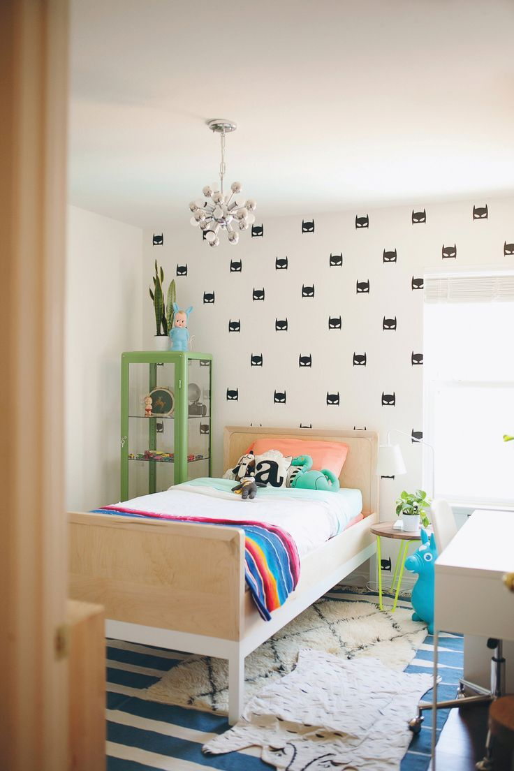 batman wallpaper pretty kids room kids bedroom kids room rh pinterest com