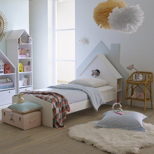 lit t te de lit sommier selisa la redoute interieurs la redoute mobile chambres enfants. Black Bedroom Furniture Sets. Home Design Ideas