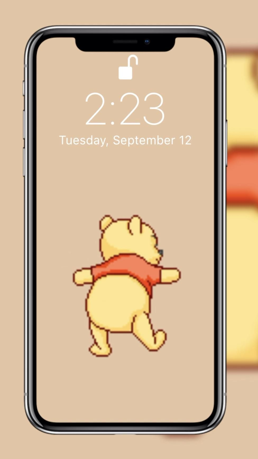 Winnie The Pooh Video In 2021 Galaxy Wallpaper Iphone Wallpaper Disney Wallpaper Cute moving wallpapers for cellphone