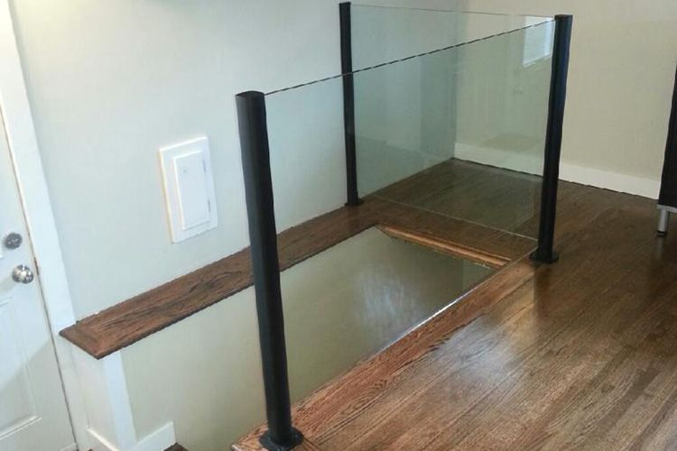 Beautiful Glass · Interior Glass Railing Systems ...