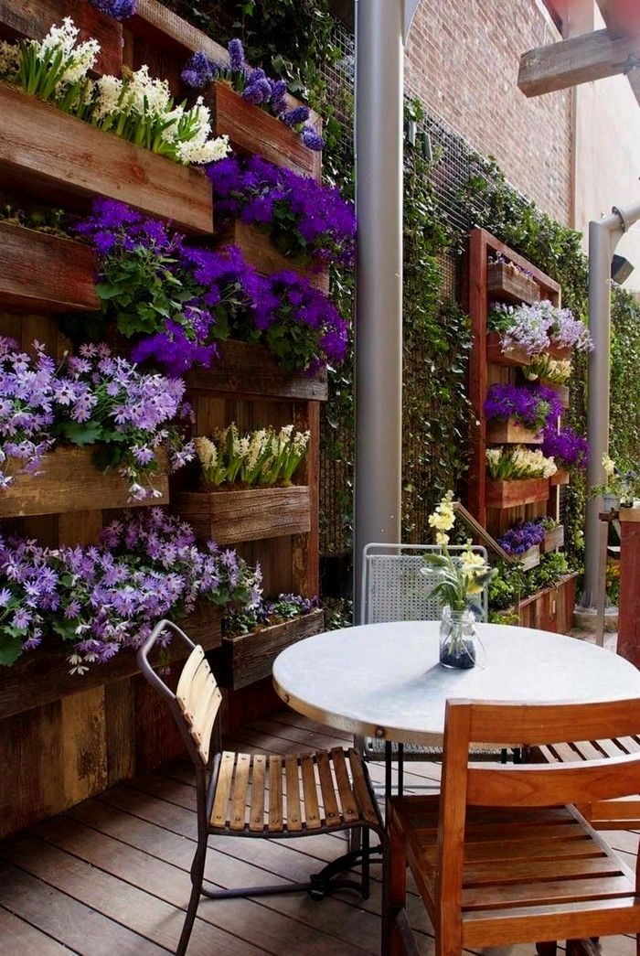 first-rate Modern Terrace And Outdoor Space Design Ideas ...