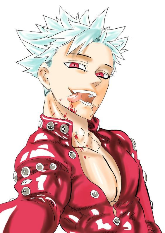 Ban is like my favourite from the seven deadly sins - Ban seven deadly sins wallpaper ...