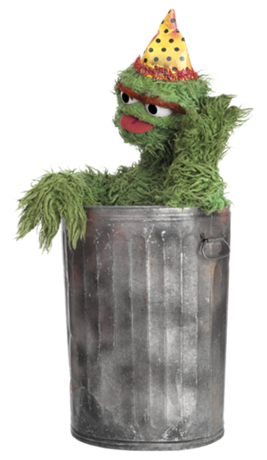 Character Birthdays Sesame Street Muppets Sesame Street Oscar The Grouch