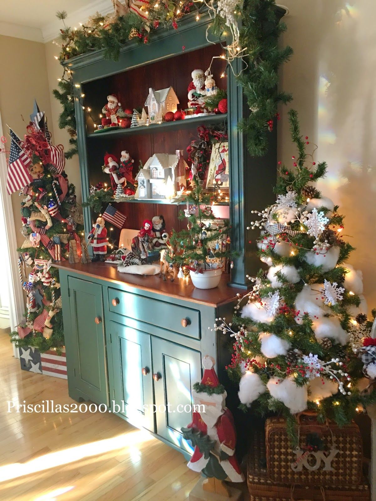 Christmas tree Good morning The other 2