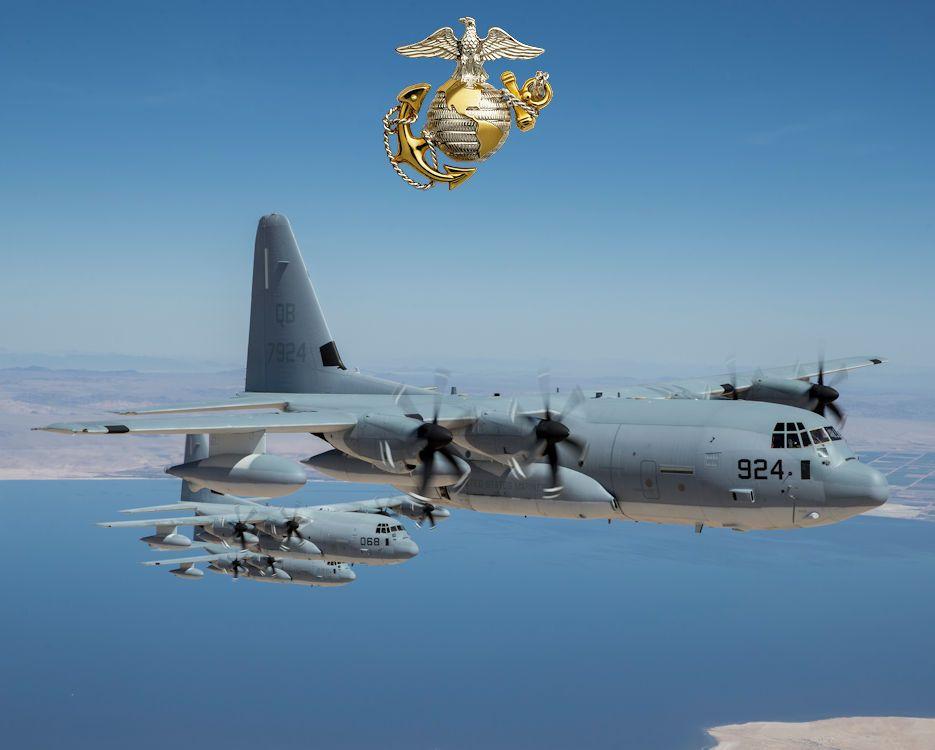 three kc 130j super hercules with marine aerial refueler transport rh pinterest com