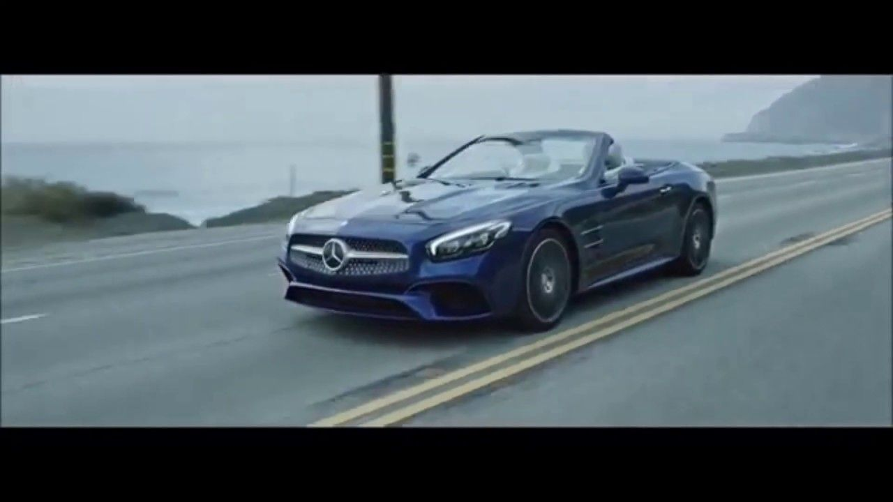 2020 Mercedes Benz Sl Very Modern And Powerful Mercedes Benz Benz Mercedes