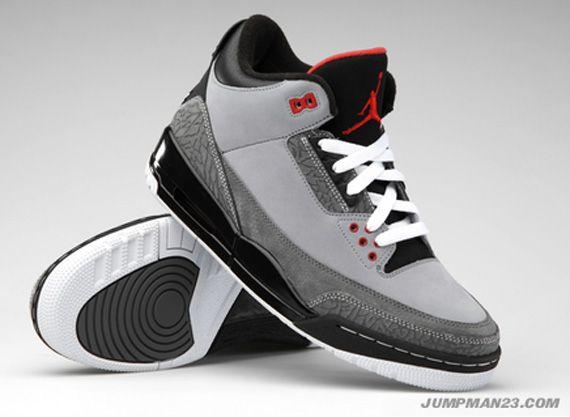 best sneakers 402fd 85a4f Air Jordan 3 Slide Stealth pack