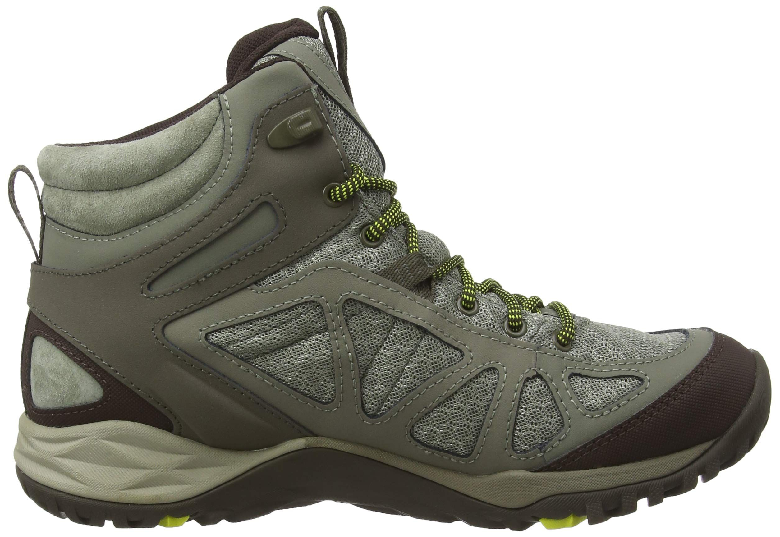 b1351aeb4850bd Merrell Womens Siren Sport Q2 MID GTX Boots Dusty Olive UK6   EU39   US8.5  GoreTEX     Read more at the image link-affiliate link.   campingandhikingshoes