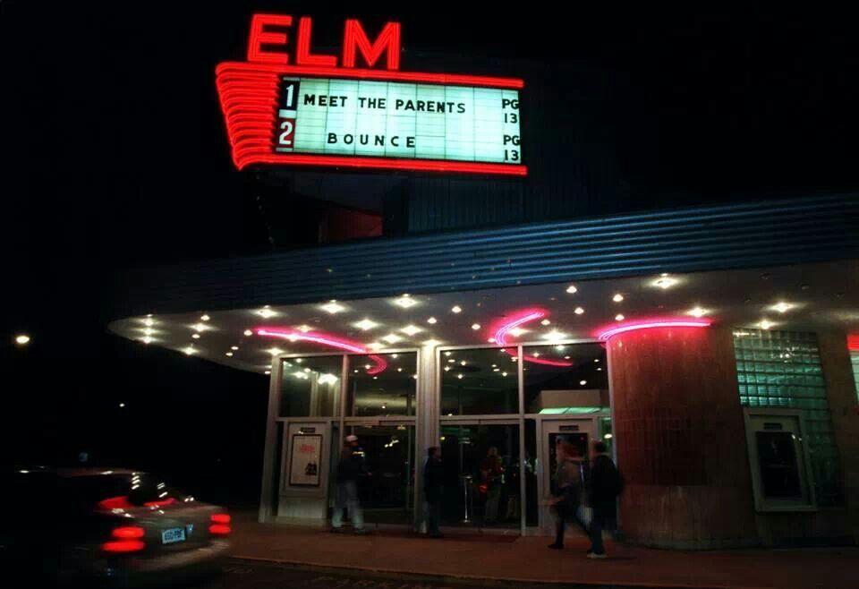 the elm theatre west hartford my first job when i turned 16 my rh pinterest com
