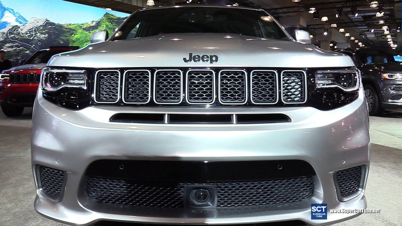 2018 jeep trackhawk interior. Contemporary Interior 2018 Jeep Grand Cherokee Trackhawk  Exterior Interior Walkaround U0026 Engi On Jeep Trackhawk Interior