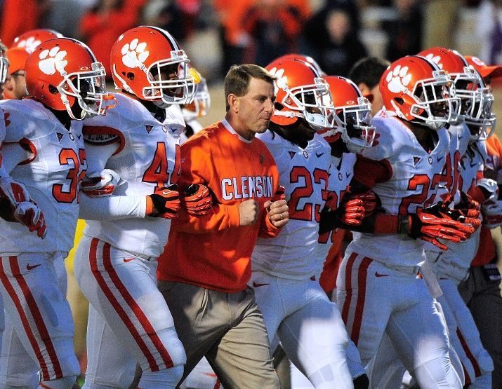 Clemson Tigers vs. Duke Blue Devils Photos November 03